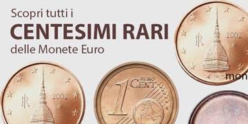 centesimi di euro rari