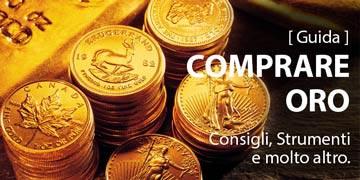 comprare oro e investire in oro
