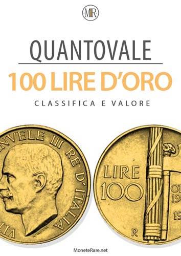 copertina ebook quantovale 100 lire d'oro