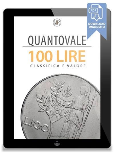 ebook quantovale monete 100 lire