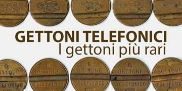 gettoni telefonici italiani