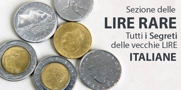 monete lire rare italiane