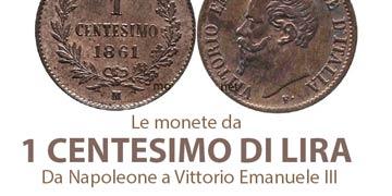 catalogo e monete rare da 1 centesimo di lira